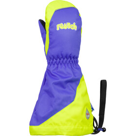 Reusch Walter R-TEX XT Mittens Kids dazzling blue/safety yellow